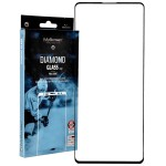 Szkło MyScreen Diamond Edge Full Glue Galaxy Note 10 Lite,  czarne
