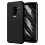 Etui Spigen Liquid Air Galaxy S9 Plus, czarne