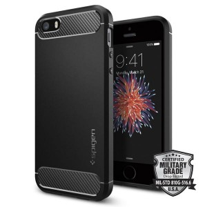 Etui SGP Spigen Rugged Armor iPhone SE / 5s / 5