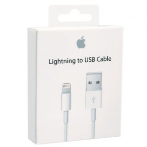Kabel Apple Lightning to USB Cable 2 metry, biały