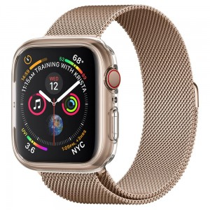 Etui Spigen Liquid Crystal Apple Watch 5/4 - 44mm, przezroczyste