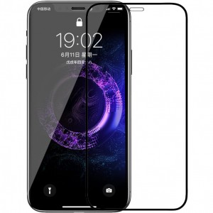 Szkło Benks V-Pro 3D (0,3mm) iPhone Xs/X, czarne