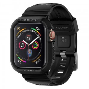 Etui Spigen Rugged Armor Pro Apple Watch 5/4 - 44mm, czarne