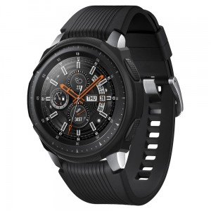 Etui Spigen Liquid Air Galaxy Watch 46mm, czarne