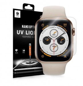 Szkło Mocolo 3D UV Glass, Apple Watch 4 (40mm)
