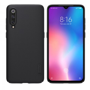 Etui Nillkin Super Frosted Shield Xiaomi Mi 9, czarne
