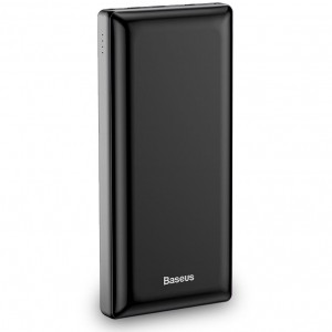 Bateria Baseus Mini JA Power Bank 15W 30000 mAh, czarna