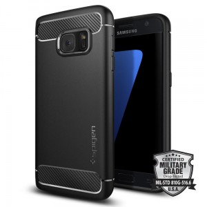 Etui SGP Spigen Rugged Armor Galaxy S7
