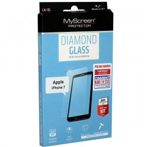 Szkło Hartowane MyScreen Diamond Glass Apple iPhone 8, 7