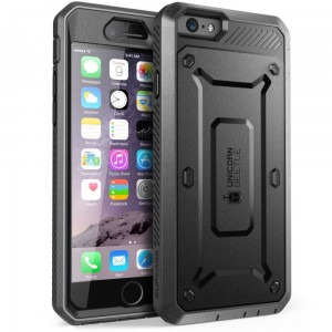 Etui Supcase Unicorn Beetle Pro iPhone 6 /6s, black