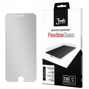 Szkło ochronne 3mk Flexible Glass iPhone 8