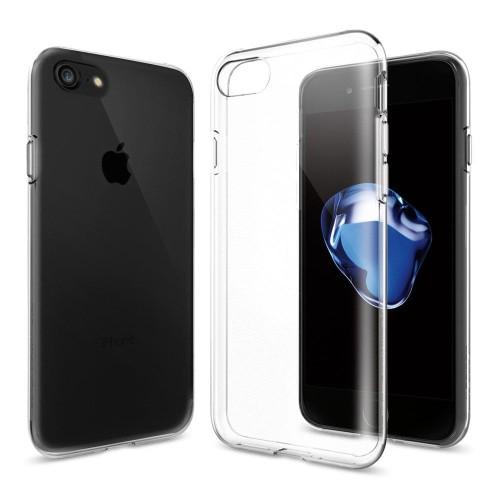 Etui Spigen Liquid Crystal 2 iPhone 8, 7, przeźroczyste Pancernik.eu b13f4a49235a