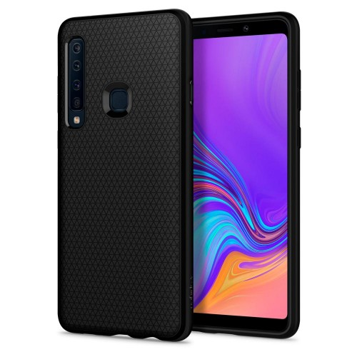 SPIGEN - Liquid Air - Galaxy A9 2018 - Matte Black 21.jpg