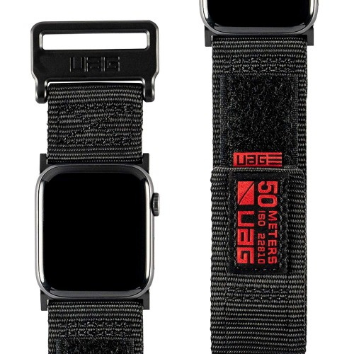 UAG - Active Strap - Apple Watch 44,42mm S1-4 - Black 21.jpg
