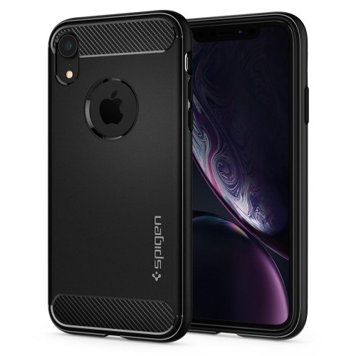 SPIGEN - Rugged Armor - iPhone XR - Black 21.jpg