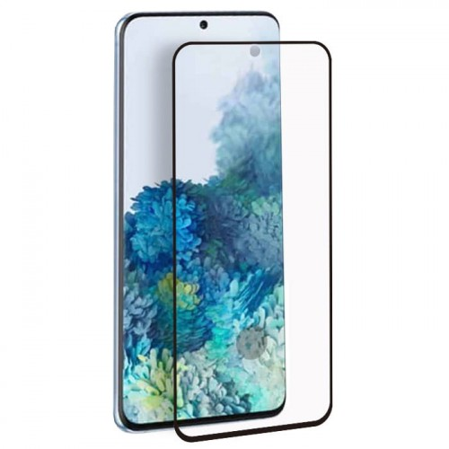 Szklo Na Caly Ekran Eiger 3d Glass Samsung Galaxy S20 Plus Czarna Ramka Pancernik Eu