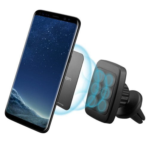 SPIGEN - Uchwyt - Premium Air Vent Magnetic Car Mount A201 Bk 21.jpg