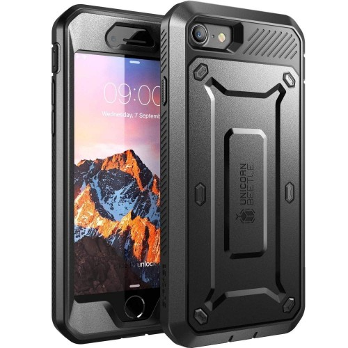 Supcase Unicorn Premium iPhone 7 Black 1.jpg