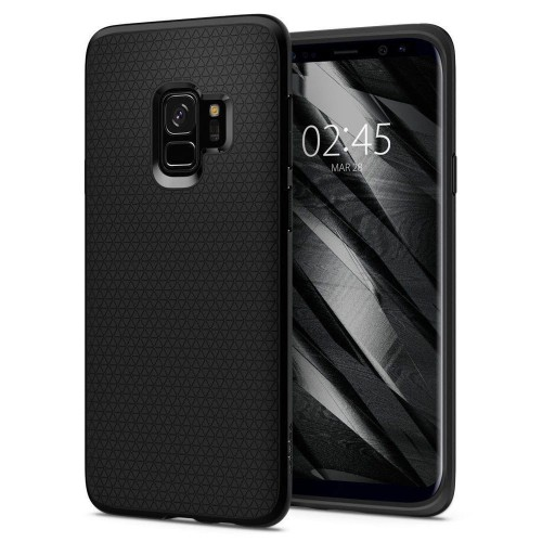 SPIGEN - Liquid Air - Galaxy S9 - Matte Black 22.jpg
