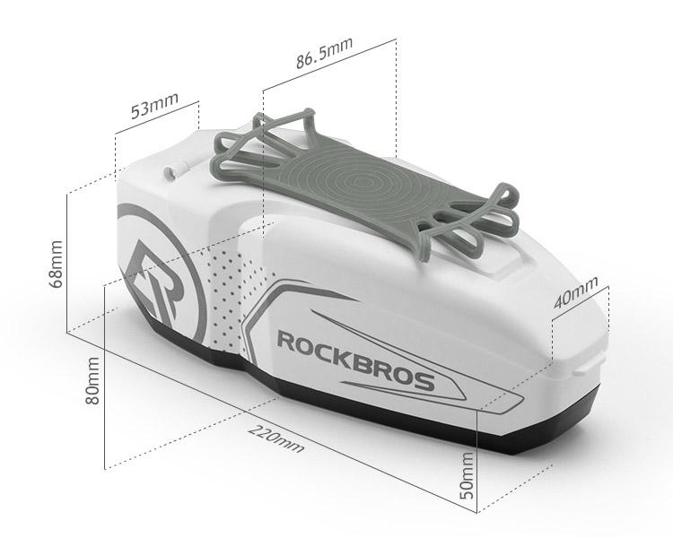 Tasche Rockbros LF0404GR