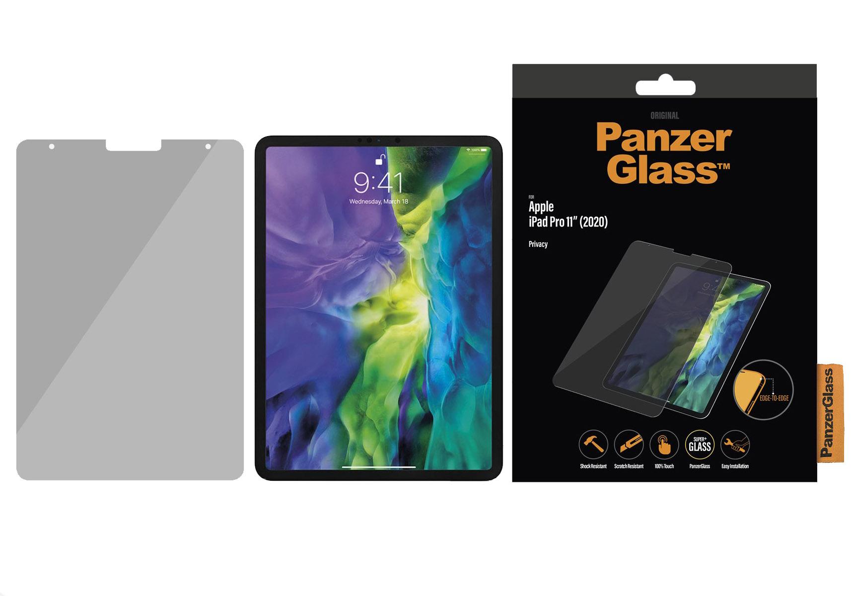 Antibakterielles Glas PanzerGlass Privacy Filter