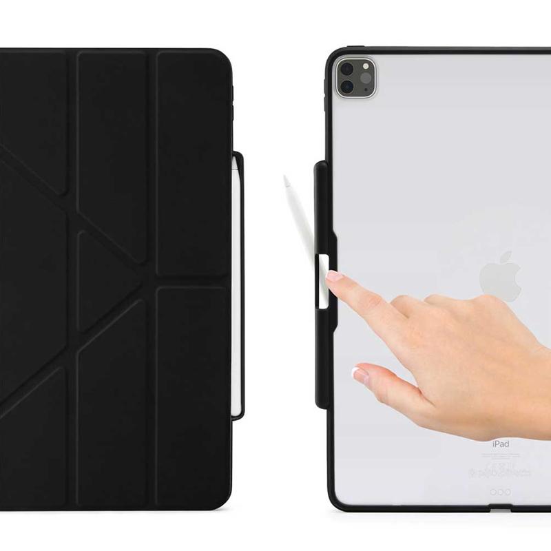 Schutzhülle Pipetto Origami iPad Air 4 golden