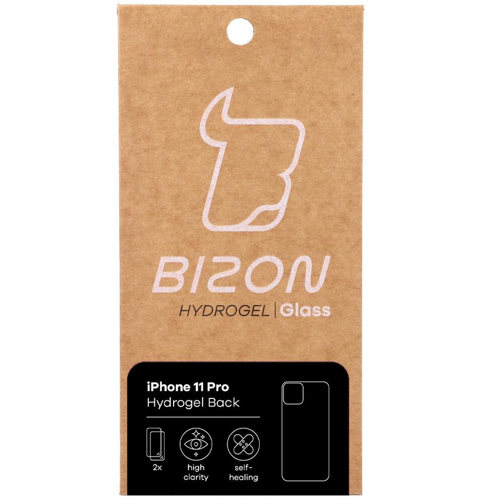 Bizon Glass Hydrogel Rückseite Hydrogelfolie