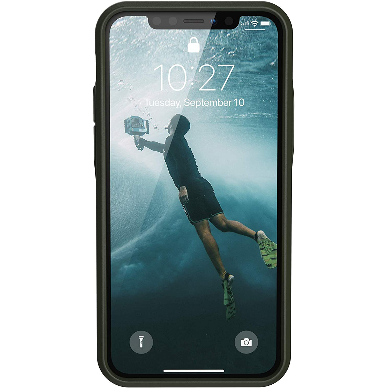 Etui Urban Armor Gear Biodegradable Outback dla iPhone 11 Pro