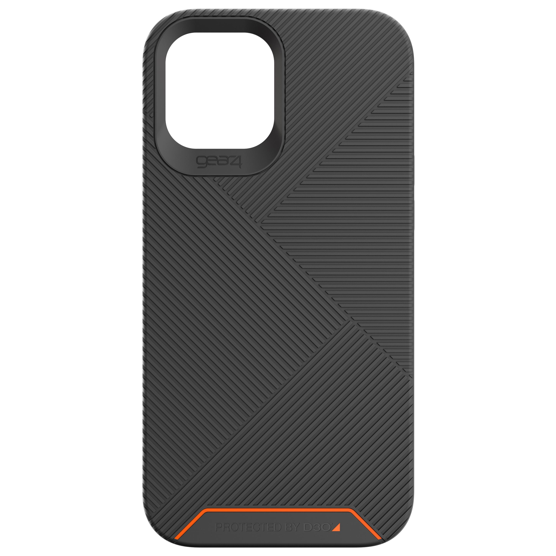 Etui GEar4 z serii Battersea dla Apple iPhone 12 Pro Max, czarne