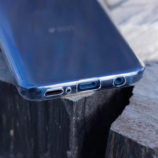 Schutzhülle 3mk Clear Case Xiaomi POCO F3 5G, Transparent