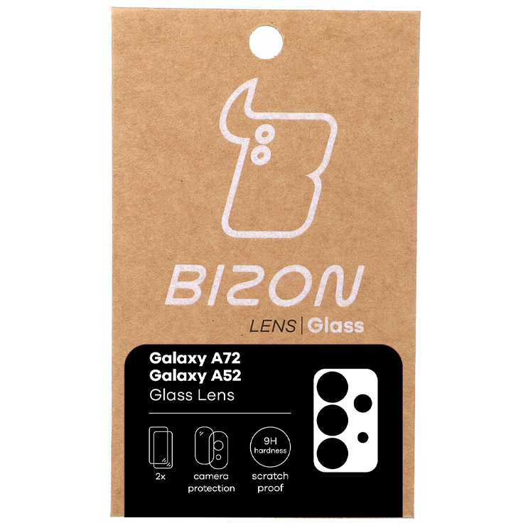 Glas für die Kamera Bizon Lens, 2 Stück