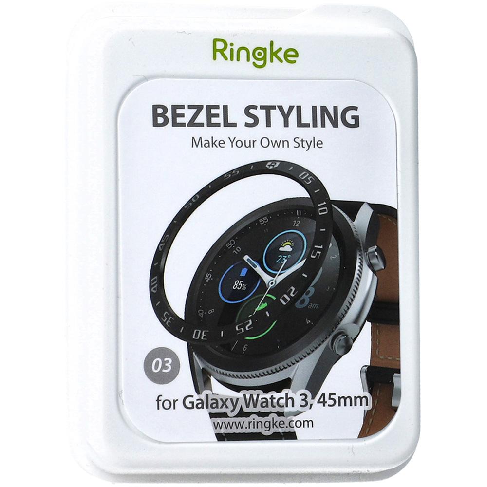 Originaler Rahmen Ringke aus der Bezel Styling Stainless Steel Serie